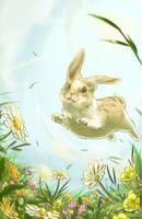 Happy Spring! by Pawlove-Arts