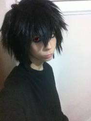 I can see your demise~BB cosplay by Hotaru-Mekanikaru