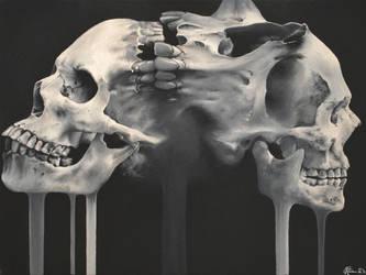 Tri-skull by joshing88