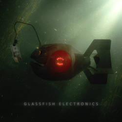 Glassfish Electronics - Cover Art by Rowye