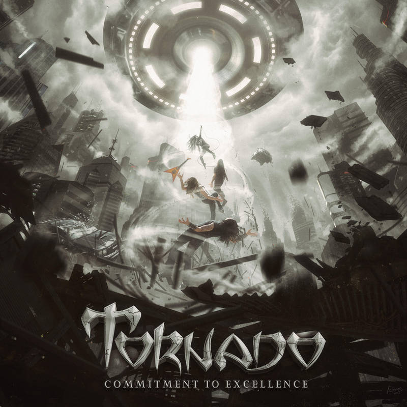 Tornado Cover Art by Rowye
