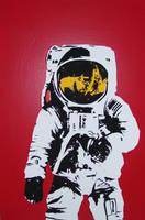 spaceman by zachcherry