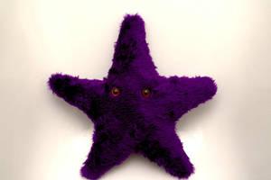 Purple Starfish by aCreature