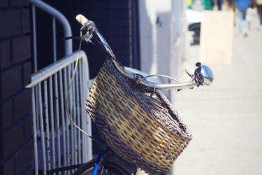 Bicycle basket by aCreature