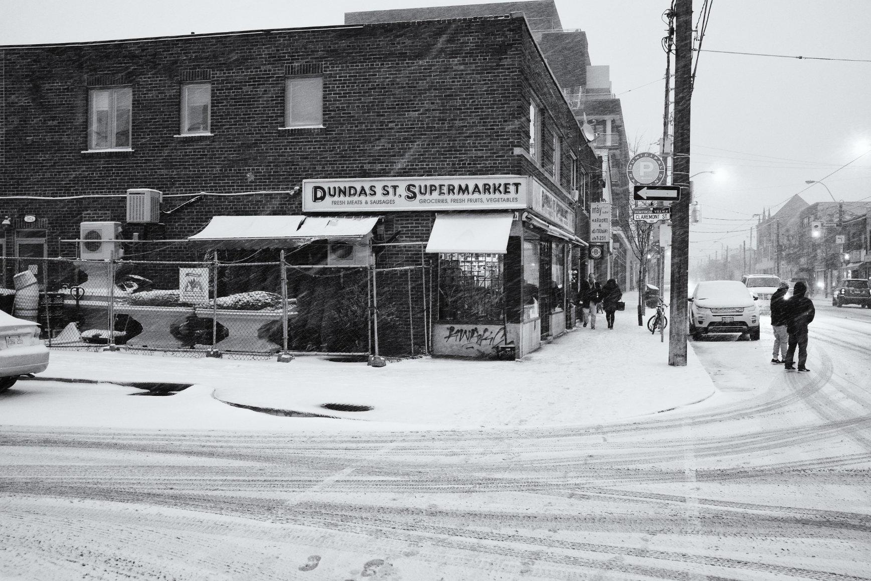 Dundas Street Supermarket by aCreature