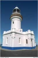 Cape Byron Lighthouse by aCreature