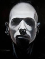 Autoportrait by ars-anima