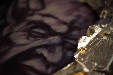Azazel and the Gold Shroud by ars-anima