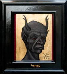 Azazel the Scapegoat by ars-anima
