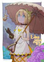 Edna Tales of Zestiria by Sen-jou