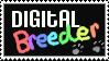 Digital Animal Breeder Stamp by Addictivemind