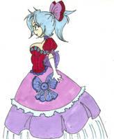 The Lady in Color by Escafa