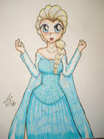 Elsa by Escafa