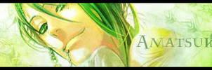 Amatsuki's Bonten signature by Modir