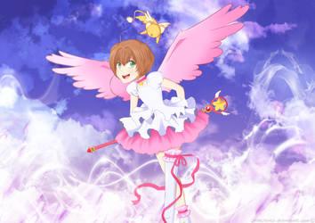 Sakura [Fanart] by ShineStarz