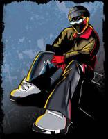 Urban Gear Eskimo Ninja by ninjha