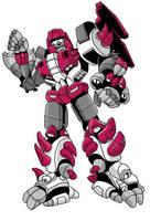 Sod - Terrocons Hungrr-robot by ninjha