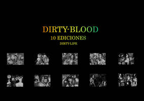 dirty-blood / pack by dirty-life