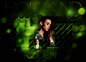 Queen Holland Roden by dirty-life