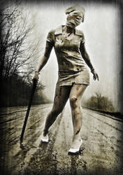 Peachyanime's Silent Hill by DShulackPhotography