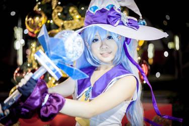 Vocaloid - Snow Miku 2014 #1 by VioletYuki