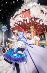 Vocaloid - Snow Miku 2014 #3 by VioletYuki