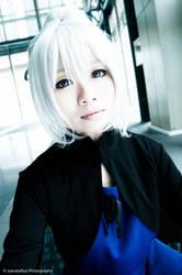 Darker Than Black - Yin #3 by VioletYuki