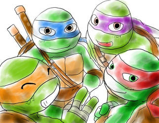 TMNT by read-contents