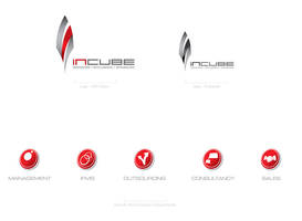 INcube Logo + Icons by system-s