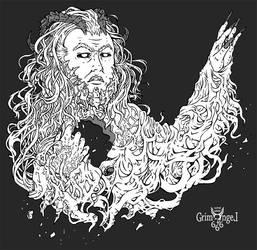 II. ASMODAEUS by GrimAngel666