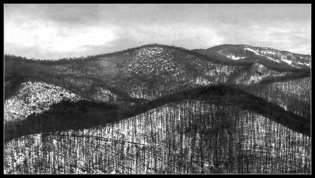 Hillside by MoonHobbit