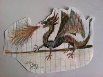 Draw a Dragon! by artmusic981