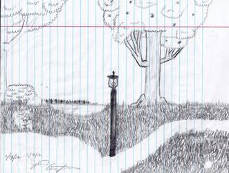 Park Scene by artmusic981