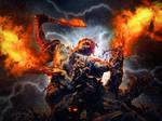 The Dragon Slayer by Mr-Ripley
