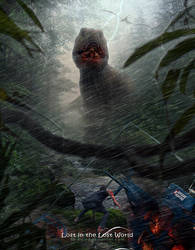 Lost in the Lost World by Mr-Ripley