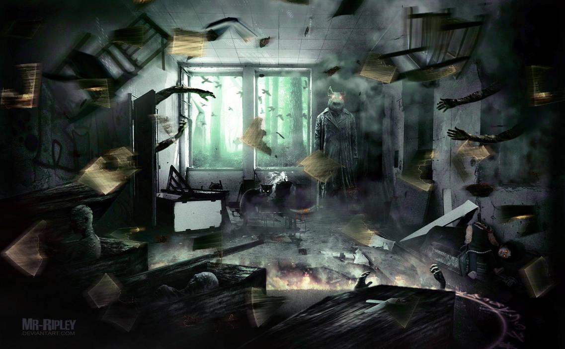 Awakening by Mr-Ripley