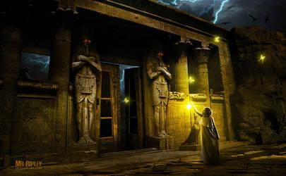 The Golden Gateway by Mr-Ripley