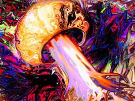 Tasty Mushroom by xni