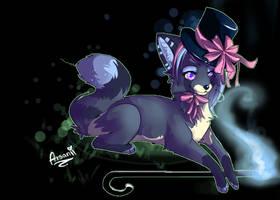 Magician+. by Arsaniit-Wolf