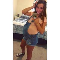 Pregnant teen 1 by preggofan74