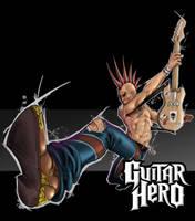 Guitar Hero Tribut by ZacBrito