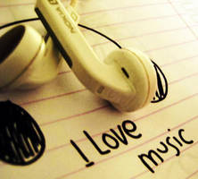 i love music by miroon