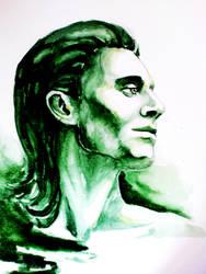 Loki by AllyEdFrown