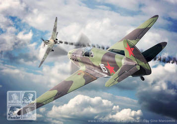 Yak-1 by Oxygino