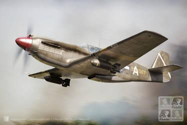 A-36 Apache by Oxygino