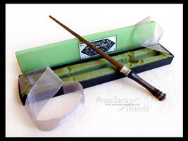 Handmade Wand ''Certh'' by PraeclarusWands