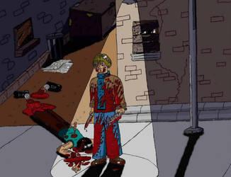 Sheldon's Revenge by GangsterLovin