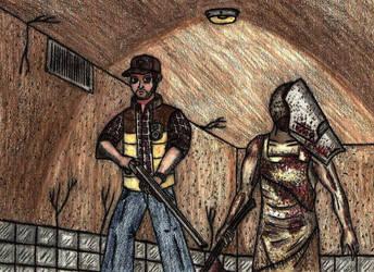 SH0 - Confrontation by GangsterLovin