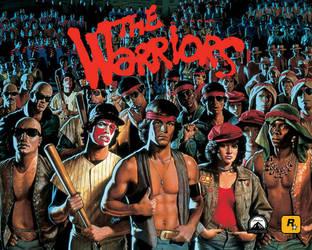 Warriors Desktop by GangsterLovin