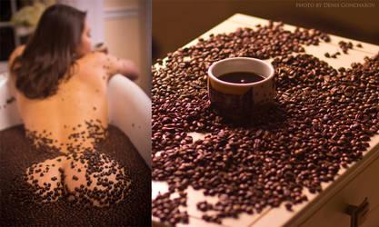 coffee by DenisGoncharov